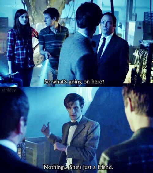 CLUELESS  [Doctor Who]