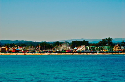 frenchtoastandpancakes:  Santa Cruz Beach Boardwalk