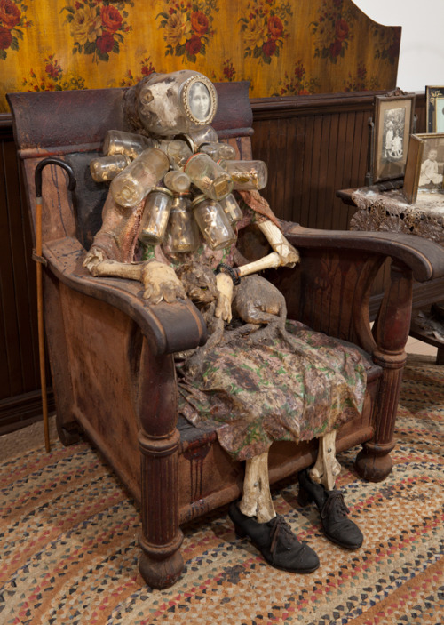 "Edward Kienholz, ""The Wait"", 1964-65. The Whitney Museum of American Art, New York City, NY."