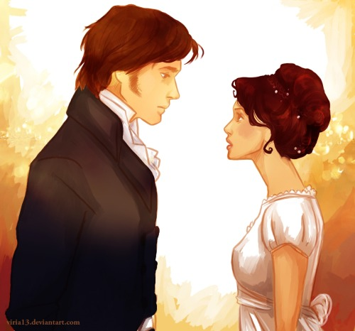 sonnetstockmar:  Mr. Darcy oh my god