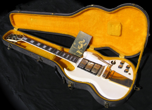 xquadra:  1964 Gibson SG Custom JIZZ IN MY PANTS!!  If god had a guitar…