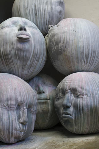 Sculpture by Samuel Salcedo http://www.3punts.com/