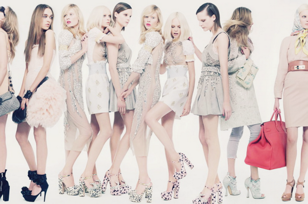 i love miu miu shoes like those floral ones <3