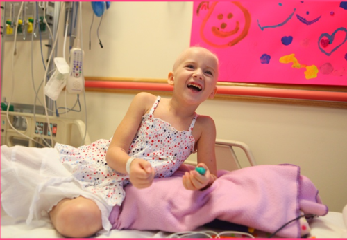 To me, whenever I see cancer patients laugh or smile, I envy their beauty. Many may disagree with me, but I feel they are the most beautiful people on earth. Through all their pain and hardships, they seem to be able to conjure up a smile on their faces. That is what I consider beauty. Not the skinny models we all flip through in magazines. These people should be our role models. These people define beauty. She's the prettiest girl I've ever seen.