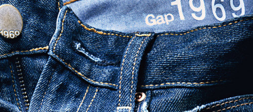 GAP  Founded in 1969 and