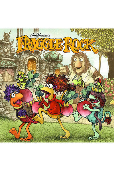 Market Monday Fraggle Rock vol. 2 HC, includes art by Grace Randolph