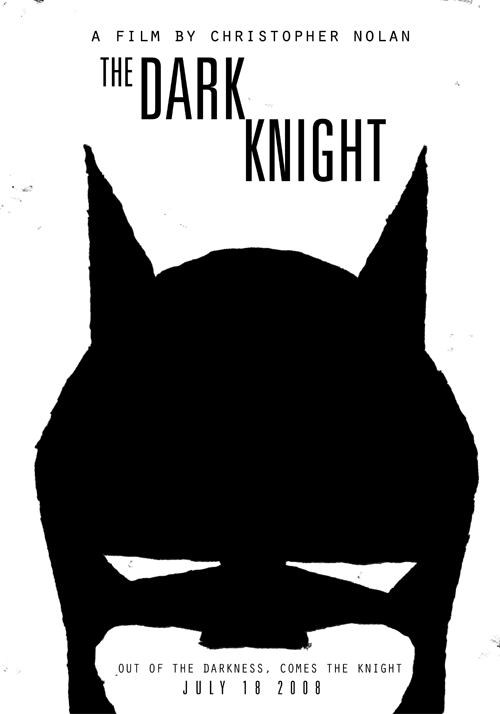 The Dark Knight (2008)Christopher Nolan's Films in Black & White Poster Set ( 6 of 8 )Buy Print   |   By Edson Muzada