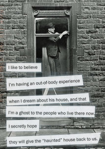 sunday is postsecret day