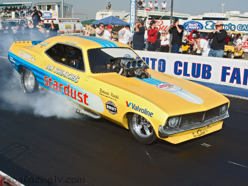 Barracuda Funny Car