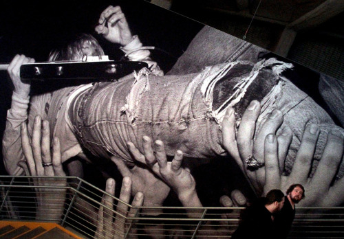"mcshinee:  ""Nirvana: Taking Punk to the Masses"" at the Experience Music Project