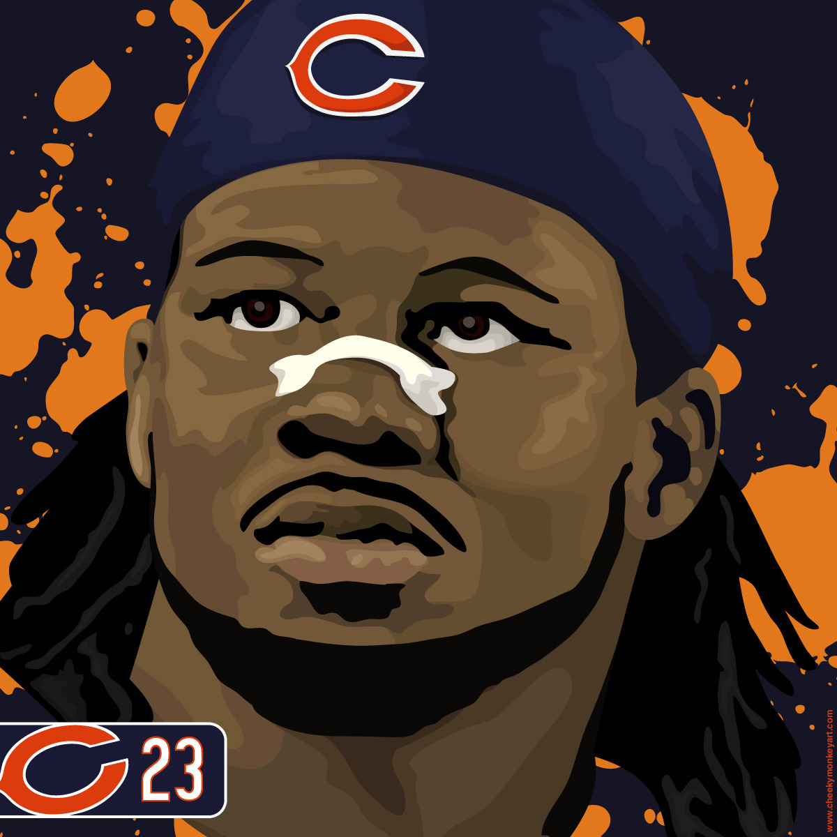 Devin Hester | Facing Chicago Project | Purchase
