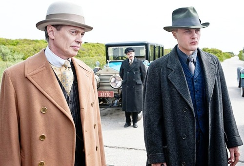 Steve Buscemi and Michael Pitt - Boardwalk Empire