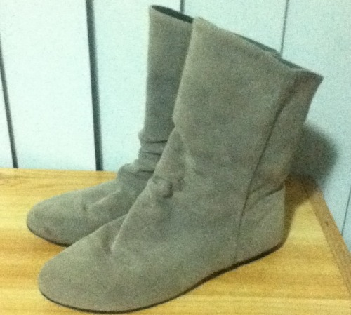 RUBI ANKLE BOOTSSize: 37Colour: GreyCondition: Never Worn/Brand NewRRP: $30Selling for: $15 SOLD