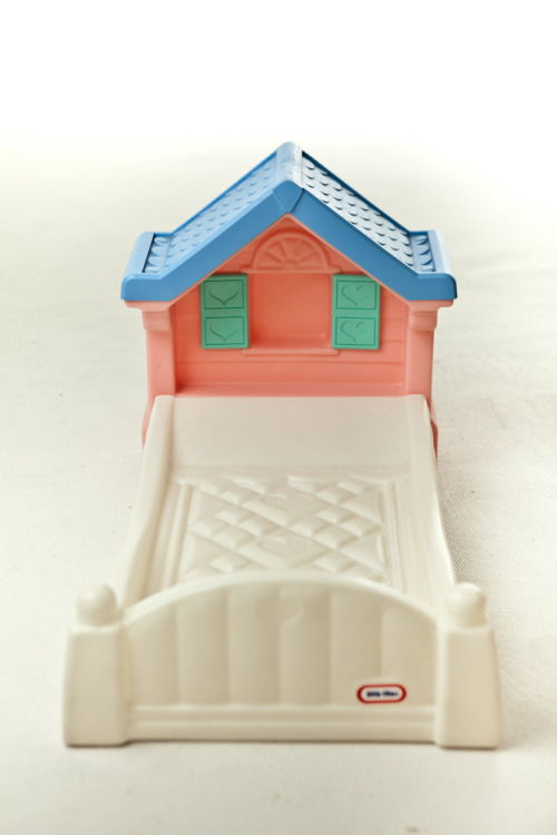 "vintage doll bed - little tykesfun, girly, quintessential.perfect for: putting all of her babies to sleep.dimensions: 25"" x 12.5"" x 15"""