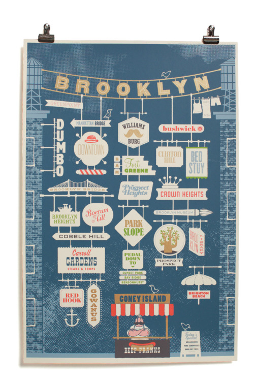 BROOKLYN - from the pages of Pulled: A Catalog of Screen Printing From Andy Warhol to the sassy designers of today, screen-printing is a medium with undeniable panache. Prized for its accessibility and bold, saturated colors, screen-printing is cheap, versatile, and a little dirty. Not to mention fast. Author Mike Perry (Hand Job, Over and Over) screened his first shirt in college and wore it later that night. So listen up, burgeoning artistes: it can't always be bad to wear your heart on your sleeve.Pulled stretches screen-printing in all directions, leaving no element untouched. This book is a survey and a how-to, a collection of prints and an idea bank. It brings together more than forty talented screen printers, including Aesthetic Apparatus, Deanne Cheuk, Steven Harrington, Maya Hayuk, Cody Hudson, Jeremyville, Andy Mueller, Rinzen, and Andy Smith, among many others. Pulled is for the creative person who wants to leave his mark on cotton, or anything else.