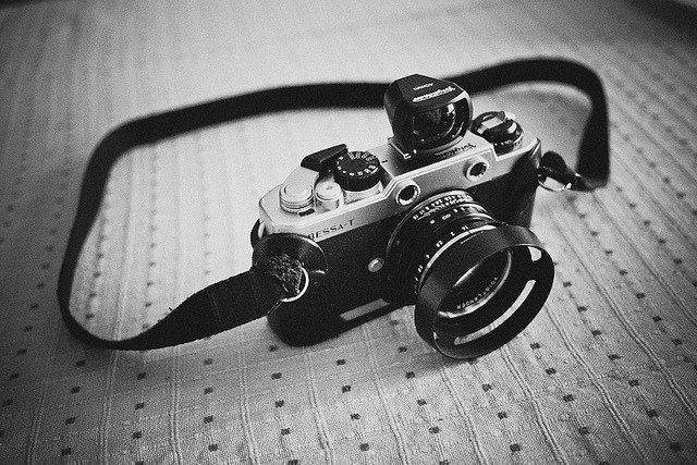 Voigtländer Bessa T on Flickr.