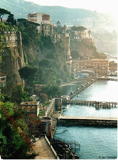 Sorrento, Italy.   Beautiful and enchanting