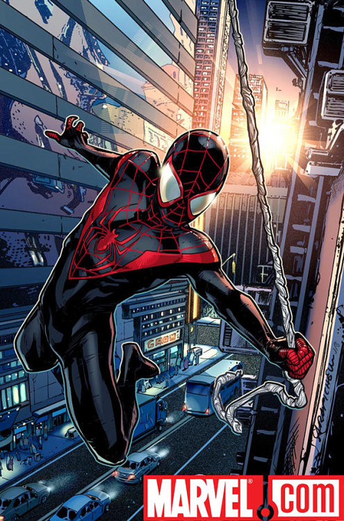 'Death of Spider-Man': Say goodbye to Peter Parker and the classic costume [LAT: Hero Complex]