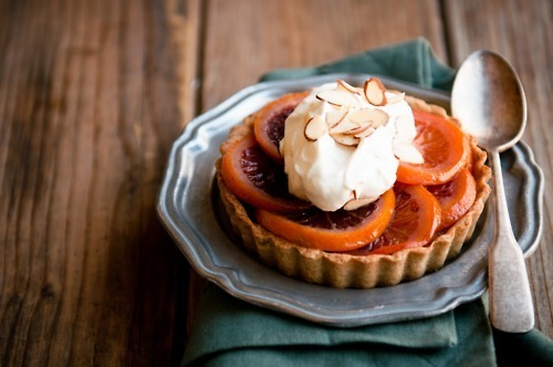 Desserts for Breakfast - Blood orange honey-glazed… - food and decor.. from http://q10.tumblr.com/post/3761664225/desserts-for-breakfast-blood-orange-honey-glazed (via We Heart it )