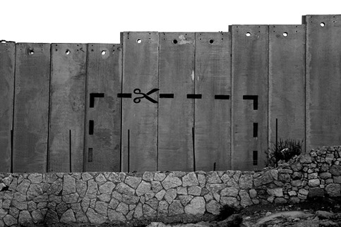 The Wall of Israel.