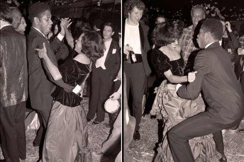 Studio 54 opened on this day in 1977.