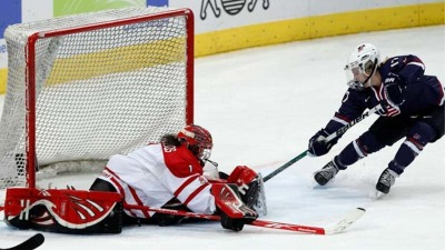 Yesterday, the USA hockey team won their third straight World Championship Gold Medal by defeating Canada 3-2 in overtime in the IIHF Women's World Championships.