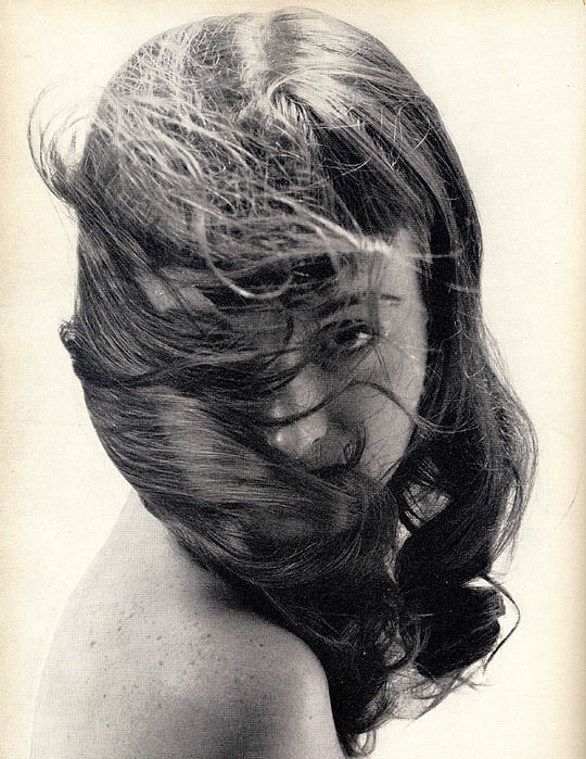 lauramcphee:  Head Study (Howell Conant), U.S. Camera 1953 via susiesnapshot