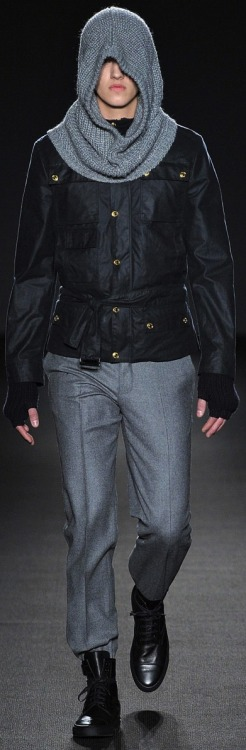 Simon Spurr F/W11