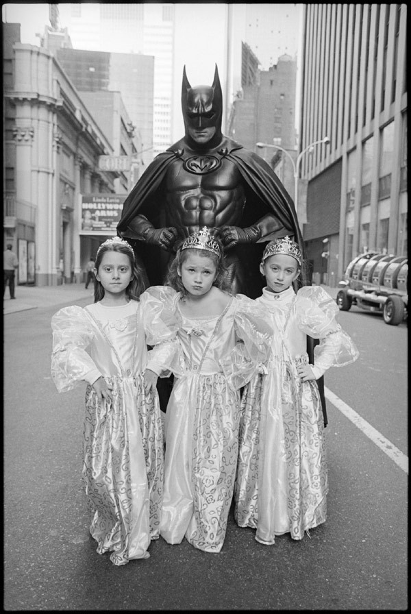 "Mary Ellen Mark ""Batman and Little Barbies"" (2002)"