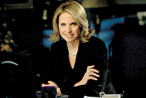 "Katie Couric confirms she's quitting CBS Evening News Farewell to Katie Couric: It was widely discussed recently, but now it's official: the CBS Evening News anchor will be calling it quits, she confirmed in an interview with People. She helmed the network's nightly news show from 2006 until now, replacing then-interim host Bob Schieffer. Couric made it clear that she'll be back on the airwaves, though: ""I am looking at a format that will allow me to engage in more multi-dimensional storytelling."" We're very interested to see where she lands, and wish her all the best. source Follow ShortFormBlog"