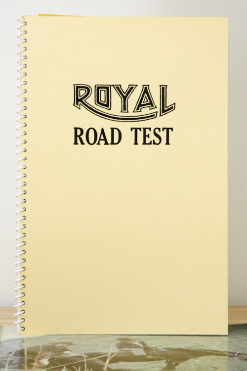 "Ed Ruscha / Mason Williams/ Patrick Black Well, Royal Road Test ""Edward Ruscha, Driver"" Ed Ruscha, 3rd edition, 1971 8¾ x 6 inches (22 x 15 cm)  SOLD"