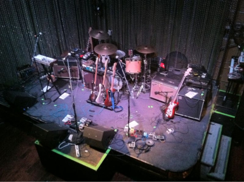 View from the balcony at Johnny Brenda's