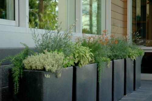 (via Garden - contemporary - porch - other metros - by ModernBackyard)