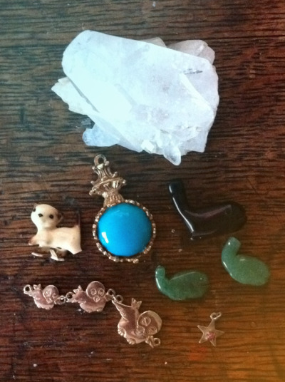 Treasured trinkets!