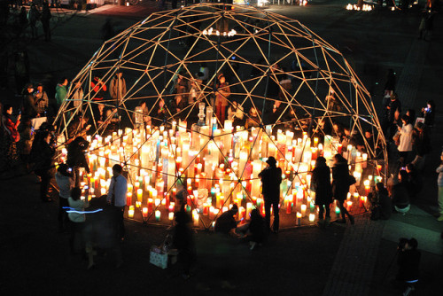 japanlove:  candle dome by open-arms on Flickr. *__*