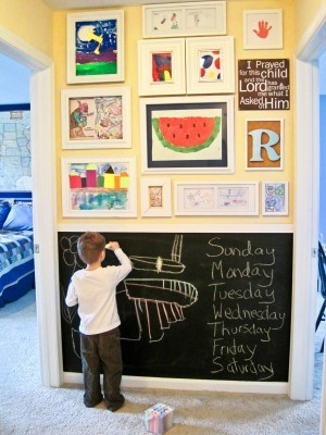 pre-kteacher:  (via Tips for Creating a Gallery Wall)