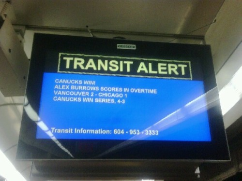 van-canucks:  Translink knows whats up  'Course they do.