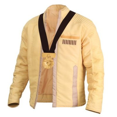 nooop:  Amazon: undefined: Officially Licensed Star Wars Luke Skywalker Cermonial Jacket with Medal of Yavin (L)