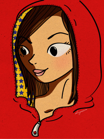 ReBlog ~ eatsleepdraw:Red Riding