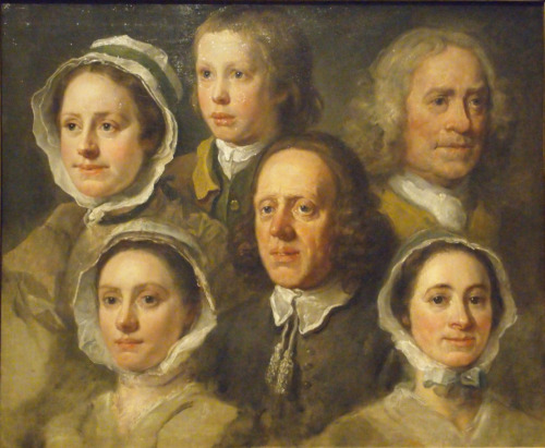 18thcenturylove:  Servants by William Hogarth  Circa 1750.