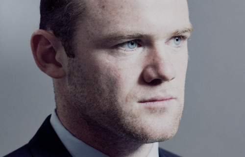 60 Seconds with RooneyI had the pleasure of taking Wayne Rooney's portrait last week, I was granted 60 seconds in which to do so…  Well I suppose he is the worlds highest paid footballer!