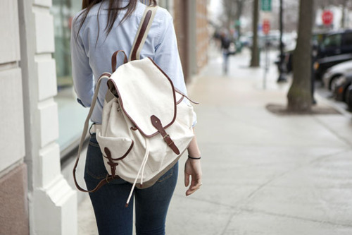 got a huge, navy-blue shoulder bag similar to this style for next year!  love it.