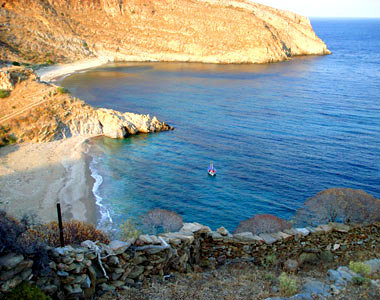 514. Go to Poles Bay in Kea, Greece