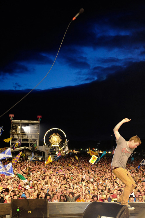 515. Attend T in the Park Music Festival