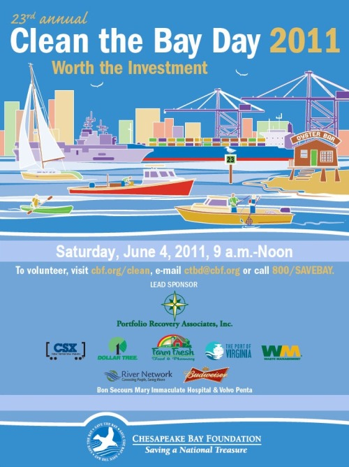 kevincurry:  Save the Date for CTBD 2011 Saturday June 4, 9AM -12PM Rain or Shine