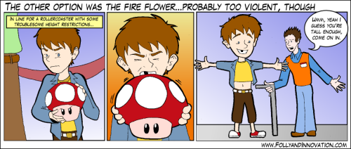 (via The other option was the fire flower…probably too violent, though | Folly and Innovation)