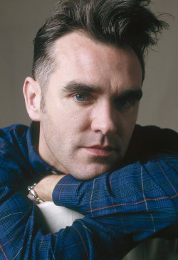Morrissey is a beautiful, beautiful man.