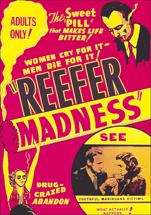 farewellmyconcubine:  Louis J. Gasnier - 1936 - Tell Your Children(aka Reefer Madness)