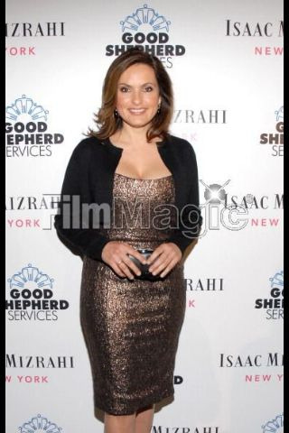 Mariska Hargitay you flawless human being.