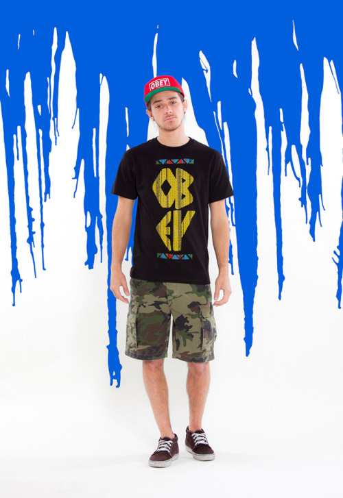 Found my go-to outfit. Camo shorts, black graphic tee, snapback, and vans/nike air max/new balance on my feet.